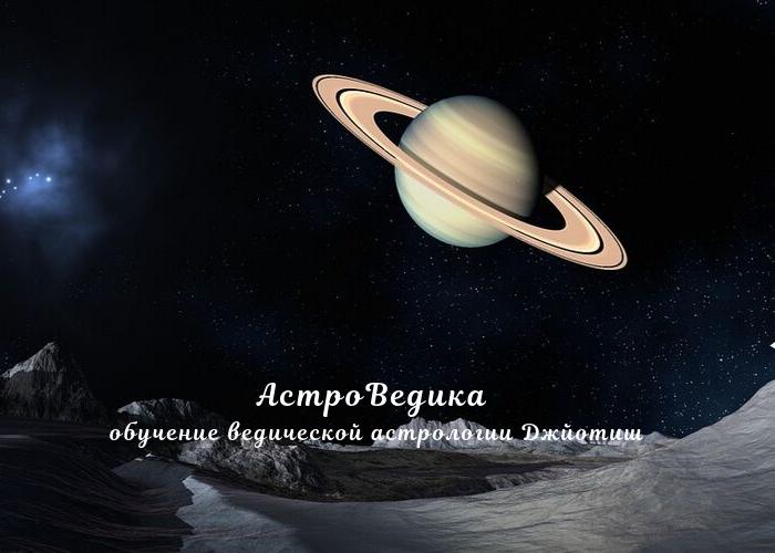 Сатурн джйотиш