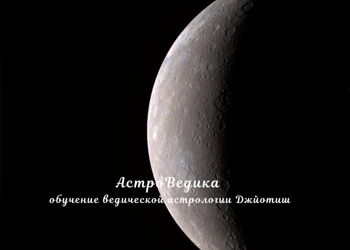 Гармонизация Меркурия Джйотиш